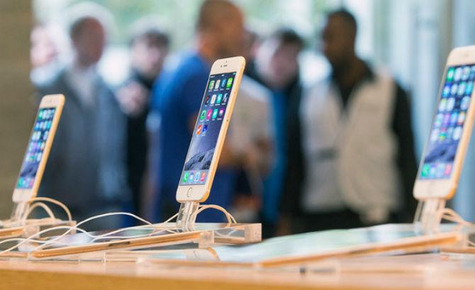Начало продаж iPhone 7