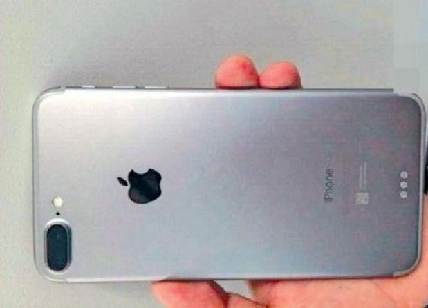 Две камеры в новом iPhone 7