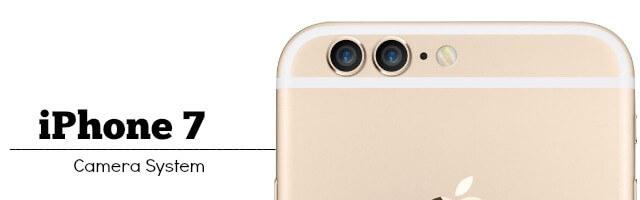 Зачем 2 камеры в новом iPhone 7?