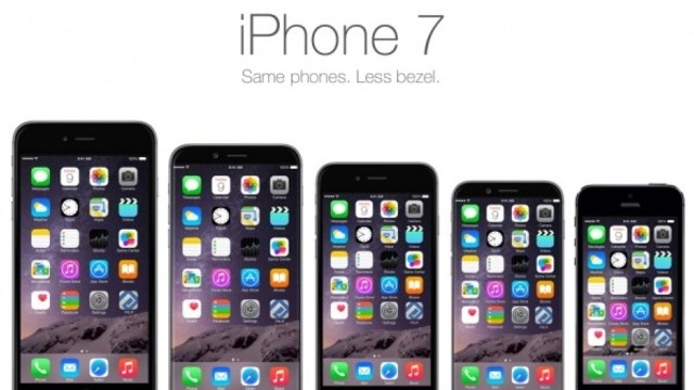 Сравнение новой модели iPhone 7 и iPhone 6