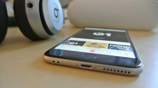 Музыка и рингтоны для iPhone 7