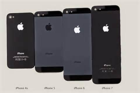 Сравнение новой модели iPhone 7