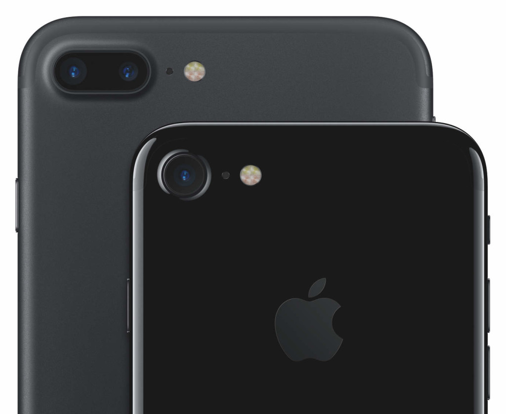 Сравнение камер iPhone 7 и 7 Plus