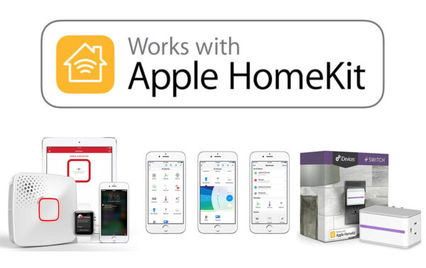 HomeKit устройства