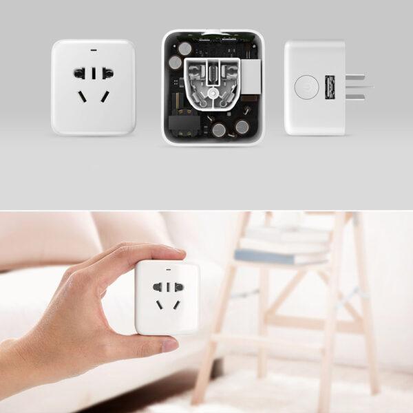 Умная розетка Mi Smart socket