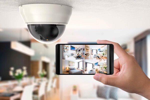 Видеонаблюдение в умном доме