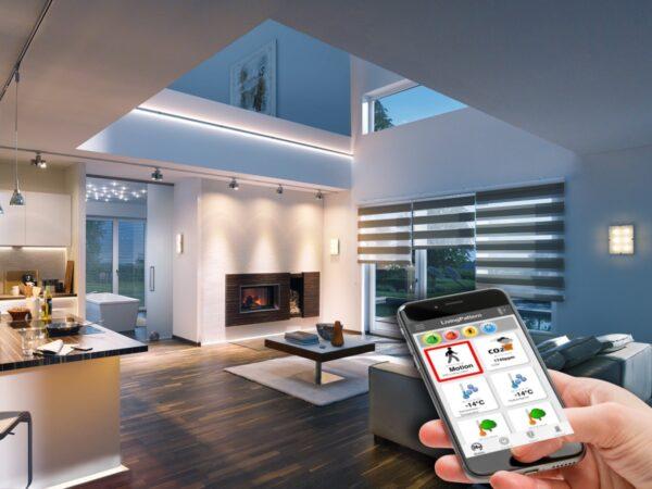 как сделать умный свет в доме