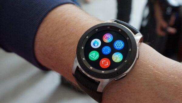 Samsung Watch внешний вид