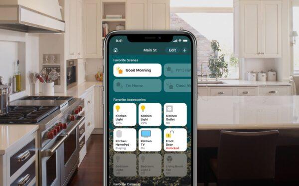 программа умный дом на андроиде