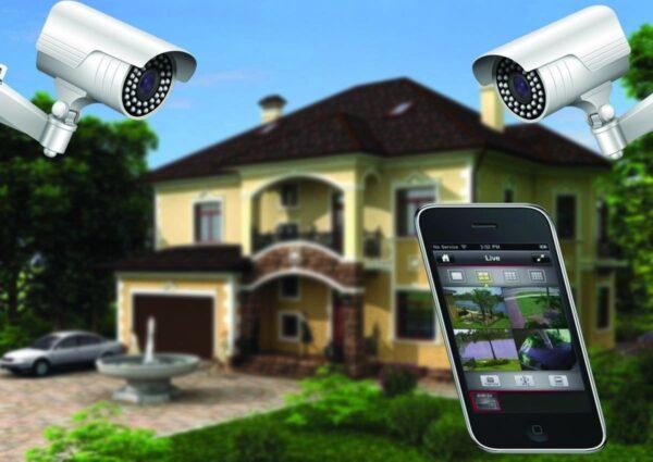 умный дом видеонаблюдение