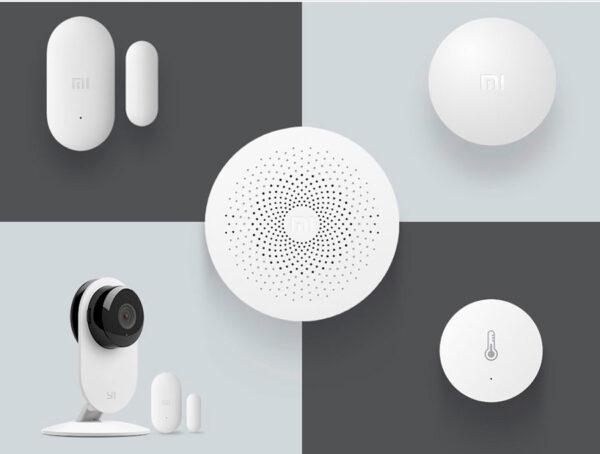 модуль управления Mi Smart Home Gateway