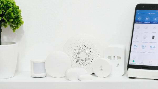 Умный Дом Xiaomi Smart Home Security Kit