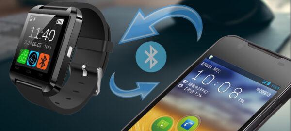 как подключить смарт-часы к Android