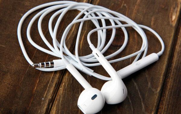 apple earpods кабель