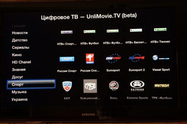 Как настроить UnliMovie.TV?