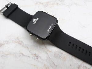 Led Watch Adidas