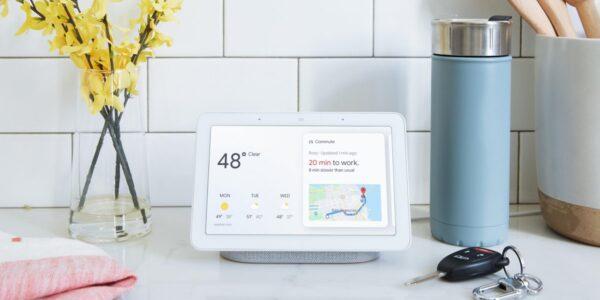 Обзор Cмарт-дисплей Google Home Hub