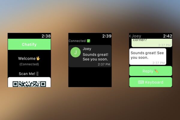 Как установить WhatsApp на iWatch
