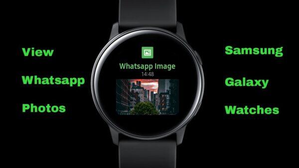 WhatsApp для Samsung Galaxy Watch