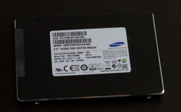 SSD-диск Samsung