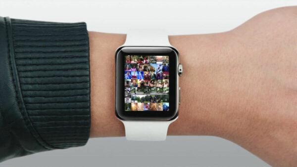 Как смотреть фото на Apple Watch