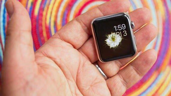 темы обоев на Apple Watch