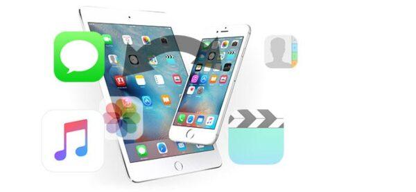 Синхронизация iPhone и iPad