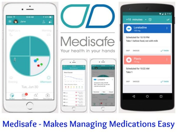 приложение Medisafe