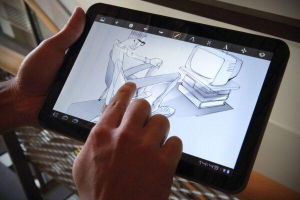 Приложения для рисования на iPad