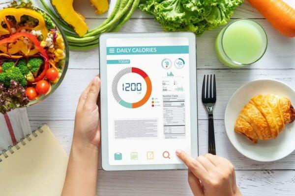 Приложения, считающие калории