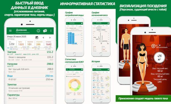 приложение Seven